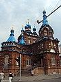 Церковь святого георгия, Krasnodar, Russia4.JPG