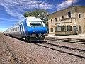 ترنست -اراک ایستگاه کوچک نانگرد. Trainset .Iran - panoramio.jpg