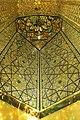 عکس از آینه کاری زیبای امامزاده جمال الدین قم.jpg