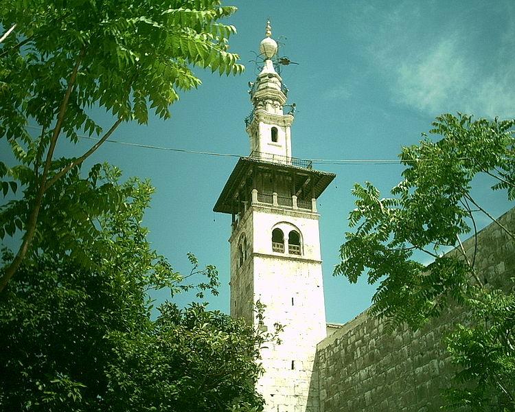 ملف:منارة-المسجد-الأموي.JPG