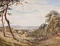 'Harrow - on - the - Hill' by Joseph Murray Ince.jpg