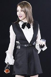 Elva Hsiao Taiwanese singer