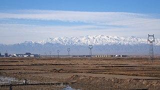 Shule County County in Xinjiang, Peoples Republic of China