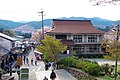 吉野山ビジターセンター 2014.4.12 - panoramio.jpg