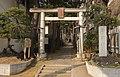 平田諏訪神社 一の鳥居 - Torii of Suwa Shrine (Hirata, Ichikawa, Chiba).jpg