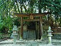明日香村小山 杵築神社 2012.4.12 - panoramio.jpg