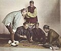 清朝末期,賭博盛行,清政府的禁賭令使很多人轉為地下活動 - Sohu.jpg