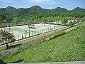 瀬野川公園テニスコート Senogawa Tennis court - panoramio.jpg