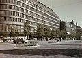 .Mannerheimintie 9, Sokoksen tavaratalo, 7, 5, Raitiovaunupysäkki - XLVIII-1636 - hkm.HKMS000005-km0000mnha.jpg
