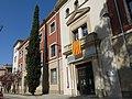 007 Institut Serra de Miramar, pl. del Quarter (Valls), antiga caserna.jpg