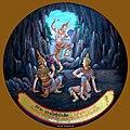 009 Wisdom, King Mahosadha defeats King Culani and the 101 other Kings (9270913655).jpg