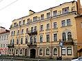 019. Lomonosov. Dvortsovy Avenue, 40.jpg
