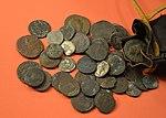 02016 Römische Silber und Bronzemünzen aus Sanok und Umgebung, archäologische Sammlung des Sanok Museums .jpg