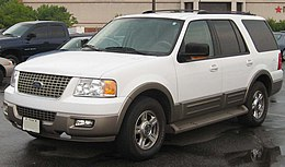 Un Ford Expedition Eddie Bauer