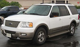 Height of ford expedition