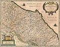 07 - Marchia Anconitana olim Picenum, 1635 - Henricus Hondius, Jan Jansson.jpg