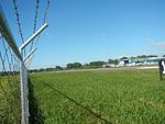 09219jfMain Facade fences of Plaridel Airportfvf 05.jpg
