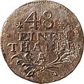 1-48 Taler , Landesdenkmalamt Berlin, Ausgrabung U5, 1176 – 2632, Vorderseite.jpg