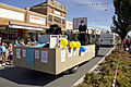 100 years of the turning on the water in the MIA float on a 1957 International truck in the SunRice Festival parade in Pine Ave (2).jpg