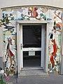 1180 Czartoryskigasse 62-68 Stg 5 - Tormosaik Heimische Tiere und Pflanzen von Heribert Potuznik IMG 5352.jpg