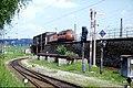 119L09250584 Bahnhof Salzburg, Lok 1018.jpg