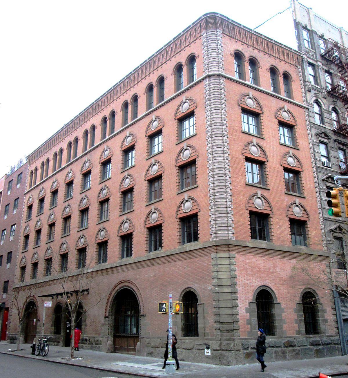 Manhattan Streets: Elizabeth Street (Manhattan)