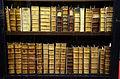 1440 begonnene Ratsbibliothek durch Stiftung von Konrad von Sarstedt an den Rat der Stadt Hannover, (02).JPG
