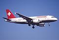 14bi - Swissair Airbus A319-112; HB-IPU@ZRH;15.02.1998 (5888334998).jpg