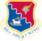 156th Airlift Wing (USAF) patch