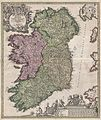 1716 Homann Map of Ireland - Geographicus - Ireland-homann-1716.jpg