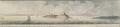 1773 CastleWilliam3 BostonHarbor byPierie BritishLibrary.png