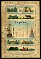 1856. Card from set of geographical cards of the Russian Empire 039.jpg