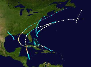 1882 Atlantic hurricane season hurricane season in the Atlantic Ocean