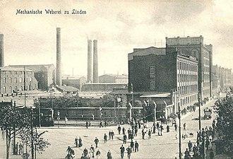Mechanische Weberei Hannover Wikipedia