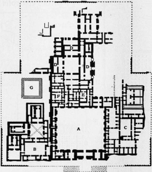 1911 Britannica-Architecture-Palace at Khorsabad.png