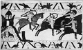 1911 Britannica - Bayeux Tapestry - Siege of Dinant1.png