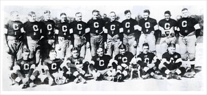 1920 Canton Bulldogs season - Canton Bulldogs team.