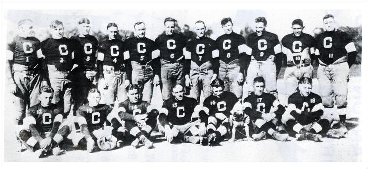 1920 canton bulldogs team