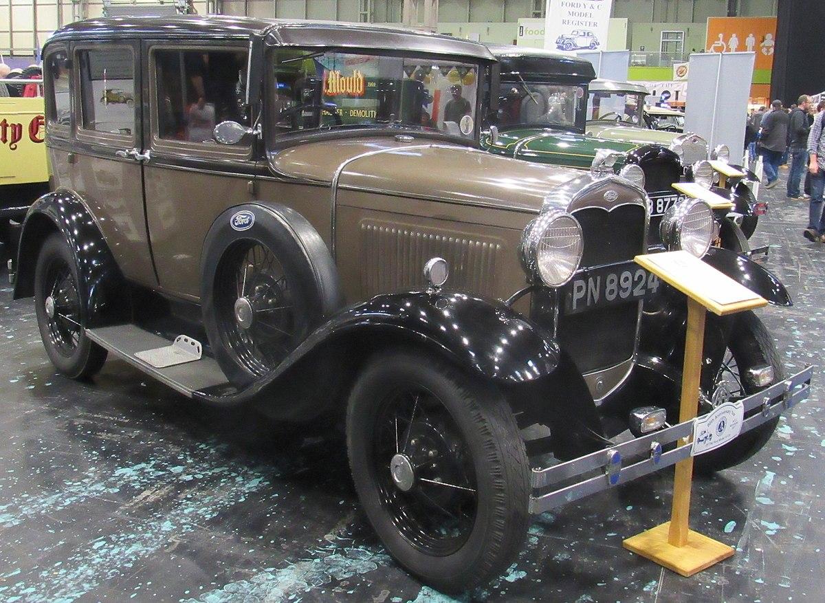 Ford Model A 1927 Wikip 233 Dia A Enciclop 233 Dia Livre