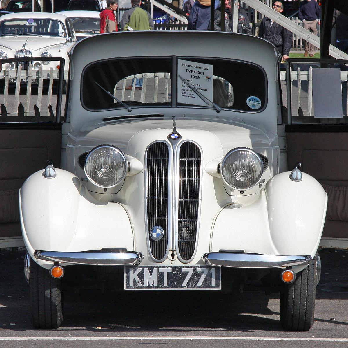 File:1939 Frazer Nash BMW Type 321 - Flickr - exfordy.jpg - Wikimedia Commons