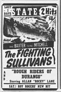 <i>The Fighting Sullivans</i> 1944 film by Lloyd Bacon