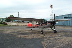 Cessna 180 - 1960 Cessna 180 Skywagon