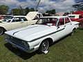 1962 Plymouth Belvedere sedan at 2015 Shenandoah AACA meet 01.jpg