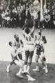 1963 Washington at Loyola, Ron Miller lay-up.png