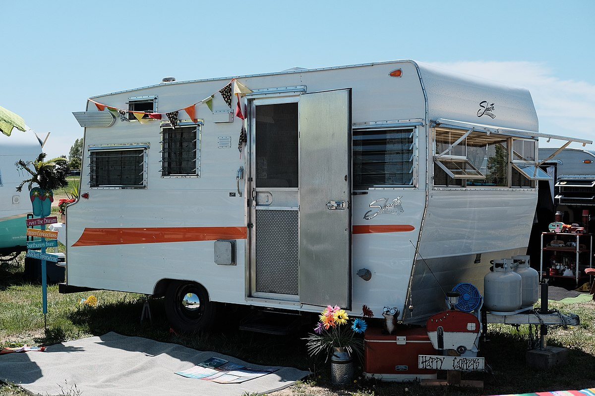 Shasta travel trailers - Wikipedia on