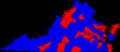 1985 virginia gubernatorial election map.png