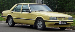1986-1988 Ford XF Falcon GL sedan 06.jpg