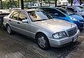1994-1995 Mercedes-Benz C220 (W202) Sports Sedan (27-10-2017) 01.jpg