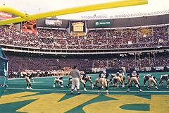 05fd4671b The 1994 Army–Navy Game at Veterans Stadium