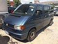 1995-1996 Volkswagen Caravelle (T4) GL Wagons (12-08-2017) 01.jpg